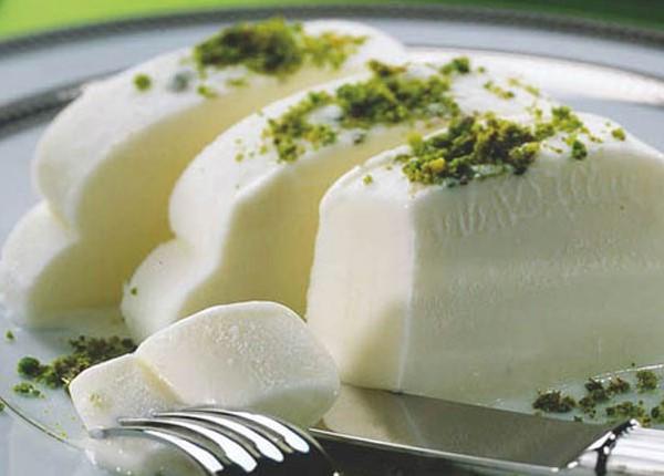 Турецкая дондурма рецепт